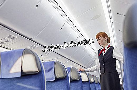 American Airlines Stewardess Training