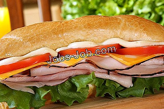 Subway Sandwich Artist Training