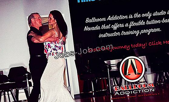 Ballroom Dance Instructor Certification