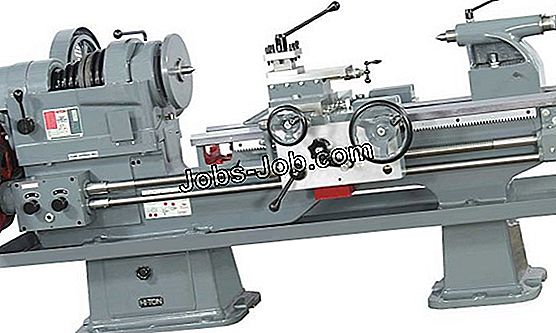 Basic Metal Lathe Operation Tutorial