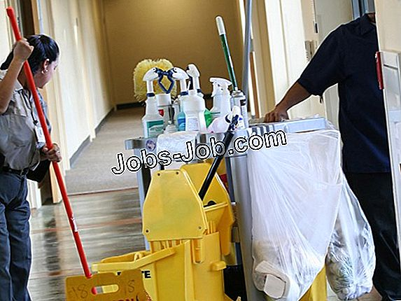Commercial Janitor Cleaning Checklist