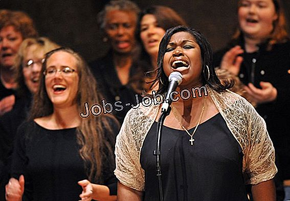 Hoe Een Gospel Singing Career Te Starten